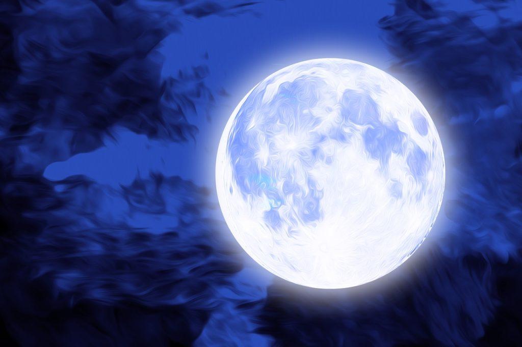 青い月の石 トンケ・ドラフト/作 西村由美/訳 岩波少年文庫